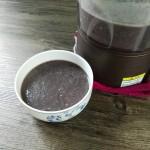 黑紅豆薏仁粥