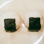 宝宝营养辅食之肉松紫菜饭团