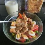 营养凯撒沙拉