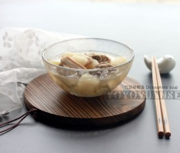 鲜美竹荪排骨汤#8分钟搞定你的菜#