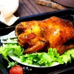 奥尔良香草烤整鸡#德国Miji爱心菜#