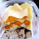 芒果奥利奥千层盒子蛋糕