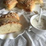 水果燕麦面包(汤种法)