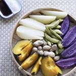 蒸五色蔬粮#元气挑战每一天#