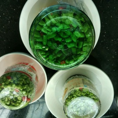 自制酸豇豆