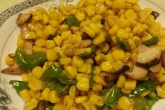蜂蜜甜玉米
