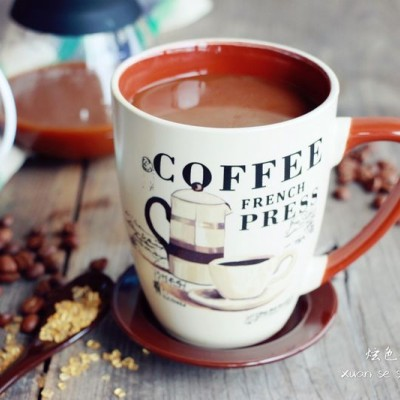 破壁机食谱--美式咖啡