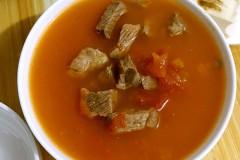 牛肉(牛腩)柿子