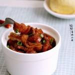 五花肉烧豆腐结#豆果魔兽季部落#