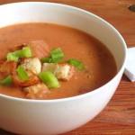 丝般顺滑的番茄浓汤