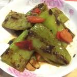 茄汁虎皮青椒