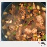 排骨焖饭电饭锅