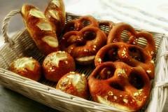 德国碱水面包