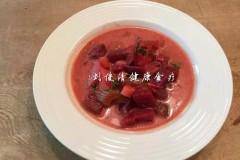 Borscht 甜菜根汤