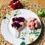 蓝莓奶酪雪糕