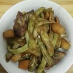 芸豆炖土豆脊骨