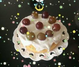 戚风蛋糕六寸