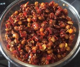 辣椒黄豆酱