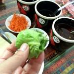 韩式生菜包饭