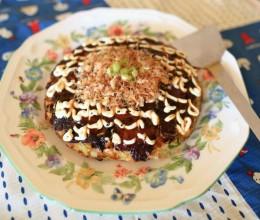 大阪烧(okonomiyaki)