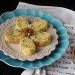 【瑤柱絲厚蛋燒】——零難度簡單菜