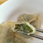 豆角猪肉饺子