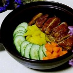 今天太热了我要吃肉!!