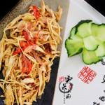 笋丝小炒肉+#我要上首页,夏日清爽家常菜#