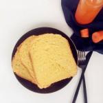 红萝卜吐司之东菱智能面包机