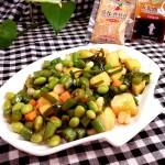 拌杂蔬#丘比沙拉汁#
