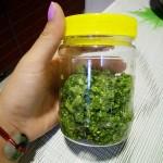 自制韭菜花酱