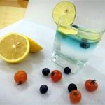 夏日水果气泡饮