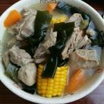 海带排骨玉米汤