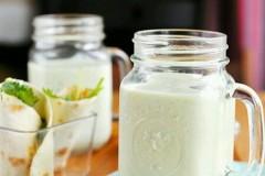 牛油果奶昔