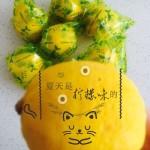 秘制百香果柠檬茶