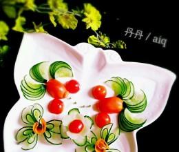 果蔬拼盘#之金鱼版