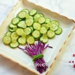 日式沙拉乳瓜#丘比沙拉汁#