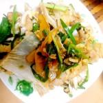 姜蒜焗鱼头