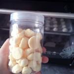 婴儿零食酸奶溶豆