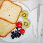 烘焙新手的面包机处女作-和风面包