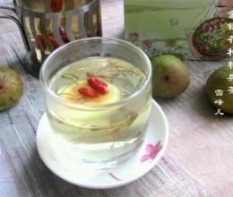 金银花枸杞果茶