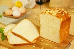 香酥粒吐司的做法(面包机版)