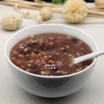 薏米紅豆粥的功效
