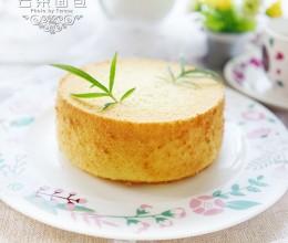 百香果戚风蛋糕(附蛋白打发详细注意事项)