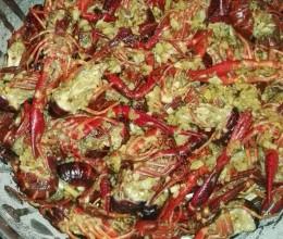 香辣小龙虾(口味虾)