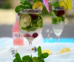 Mojito鸡尾酒#七彩七夕#