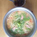 西红柿汤粉