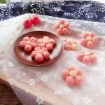 七夕粉粉:花朵小饼干