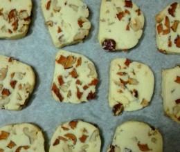 红枣核桃饼干