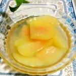 水蜜桃罐頭